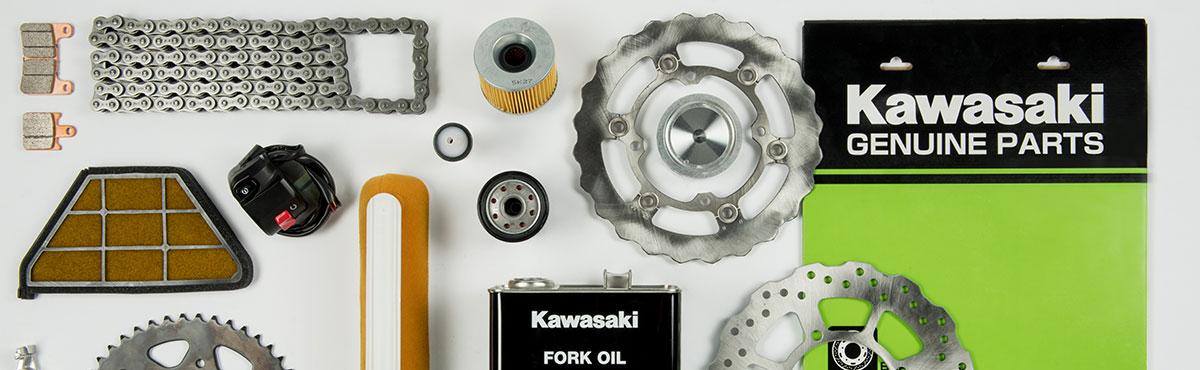 Kawasaki Spare Parts